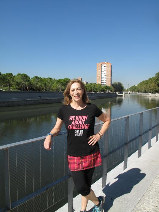 Kathrine Switzer Photo by Javier Carmona