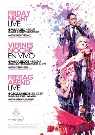 Live music, Mallorca