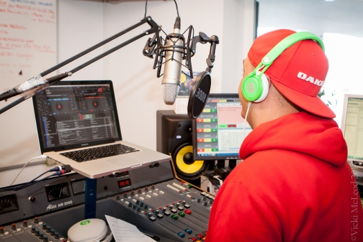 Diablo V, Radio One Mallorca, Vicki McLeod, Phoenix Media, Mallorca
